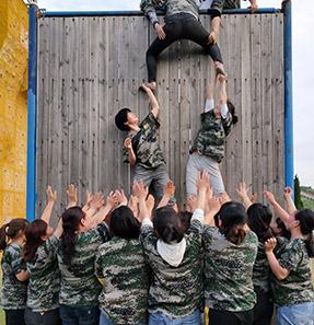长沙合乐彩票培训后效果:锻炼意志力